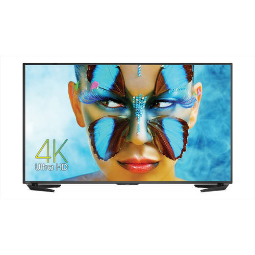 "Refurbished Sharp 55"" Class 4K (2160P) Smart LED TV (LC-55UB30) by Sharp"