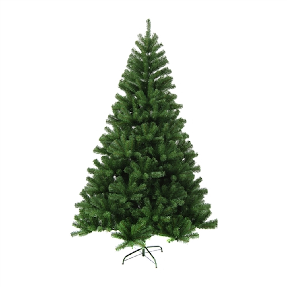 ALEKO CT71H12 Traditional Artificial Holiday Pine Tree - 6 Foot - Green