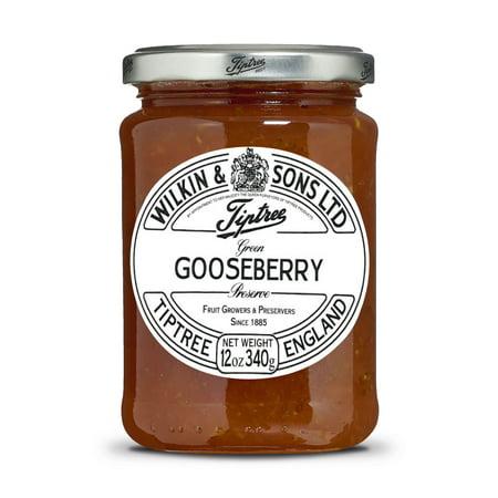 Tiptree Gooseberry Preserve, 12 Oz (Gooseberry Jam)