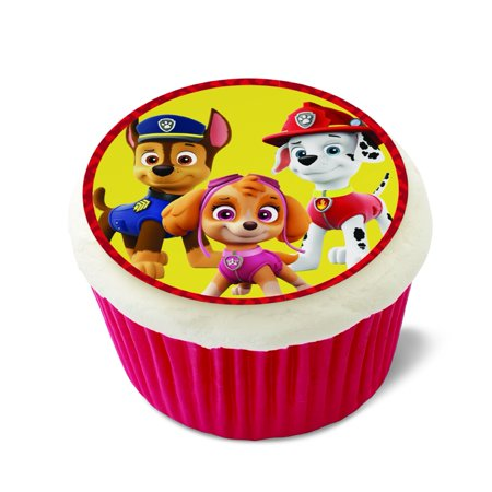 Wilton Paw Patrol Sugar Sheets Edible Decorations, 0.85 oz. - Paw Patrol Decorations