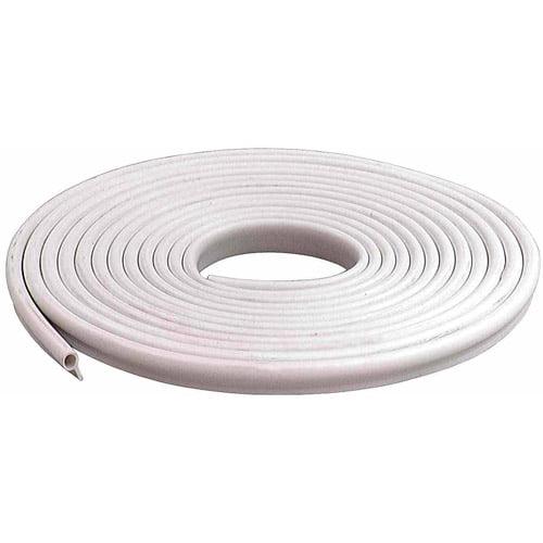 M-D Products 78394 17' White Vinyl Door Gasket