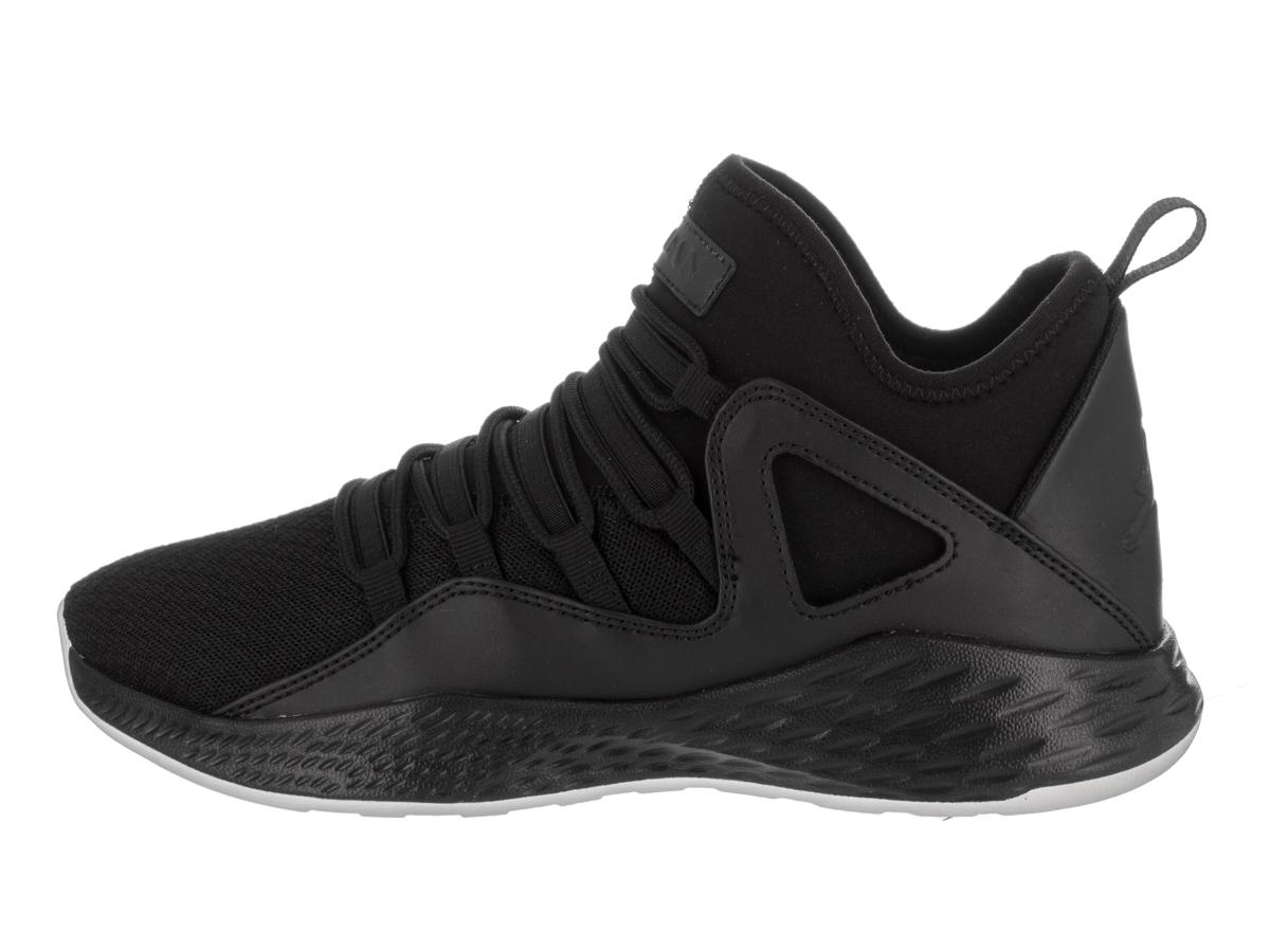 Air Jordan Retro 11 Kids Black White Blue E314