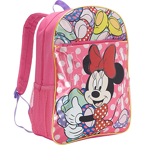 Disney Minnie Mouse Satin Backpack