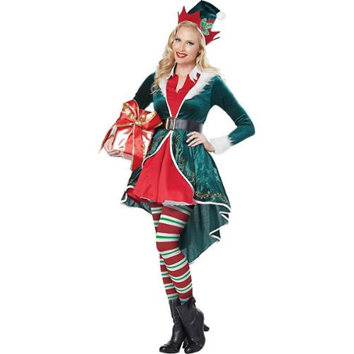 Adult Sexy Elf Costume - Size L