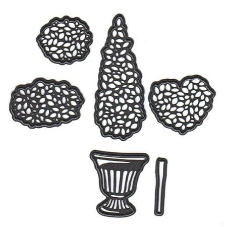 Marianne Design: Craftables Dies - Topiary Set Die Cut Deluxe Designs