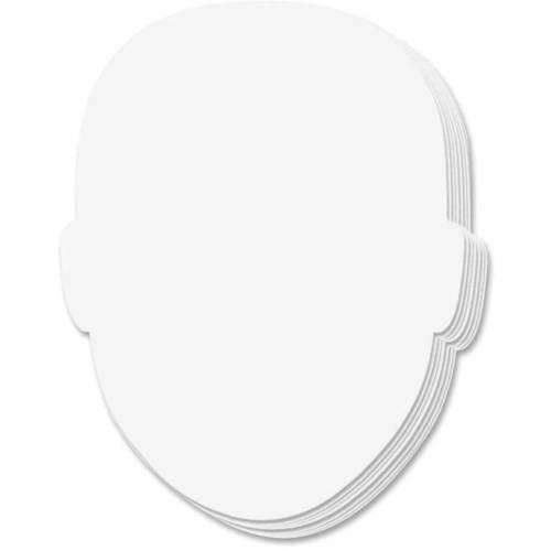 ChenilleKraft Face-shaped Student Whiteboard