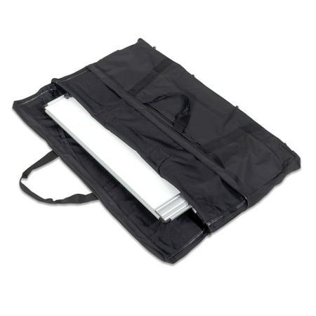 Offex Large Easel Shoulder Carry Bag - Black