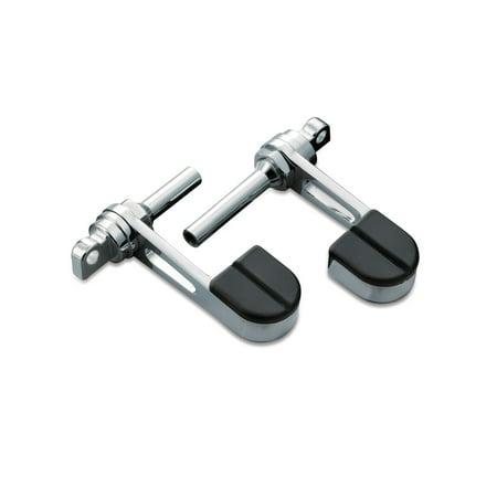 Kuryakyn ISO-Stirrups for H-D Custom Pegs  3-5/8in. Shaft  4555