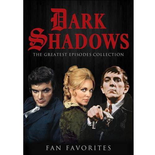 Dark Shadows: The Greatest Episodes Collection - Fan Favorites