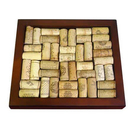 Epicureanist Wine Cork Trivet Kit