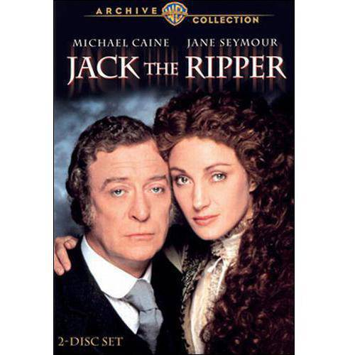 Jack The Ripper (1988)(2 Disc Set) DVD Movie 1988