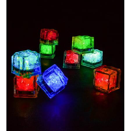 Lumistick LED Flashing Ice Cube, 1 piece (1 Piece Led)