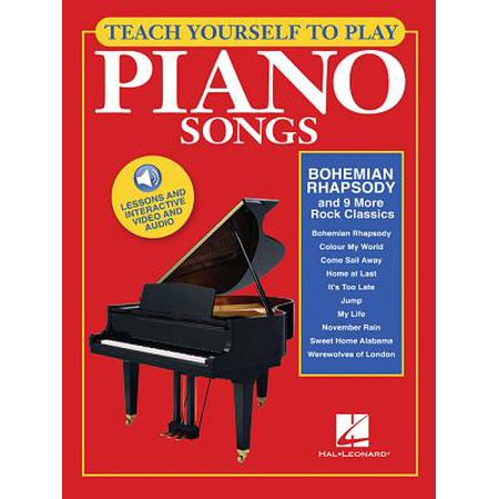 Teach Yourself to Play Piano Songs: