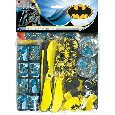 Batman Mega Mix Value (Batman School Supplies)