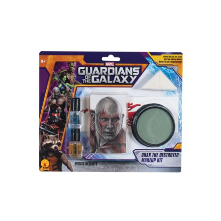 Drax the Destroyer Make-Up Kit - Drax The Destroyer Halloween
