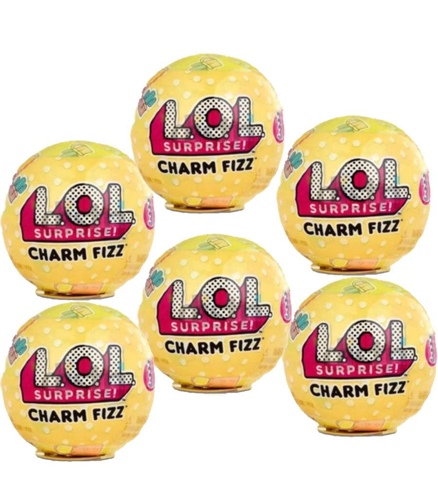 LOL SURPRISE CHARM FIZZ SERIES 3-10 PACK