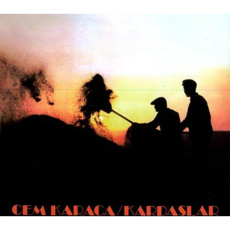 Kardaslar and Apaslar (Vinyl) (Cem Karaca Vinyl)
