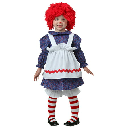 Toddler Little Rag Doll Costume - image 1 of 1