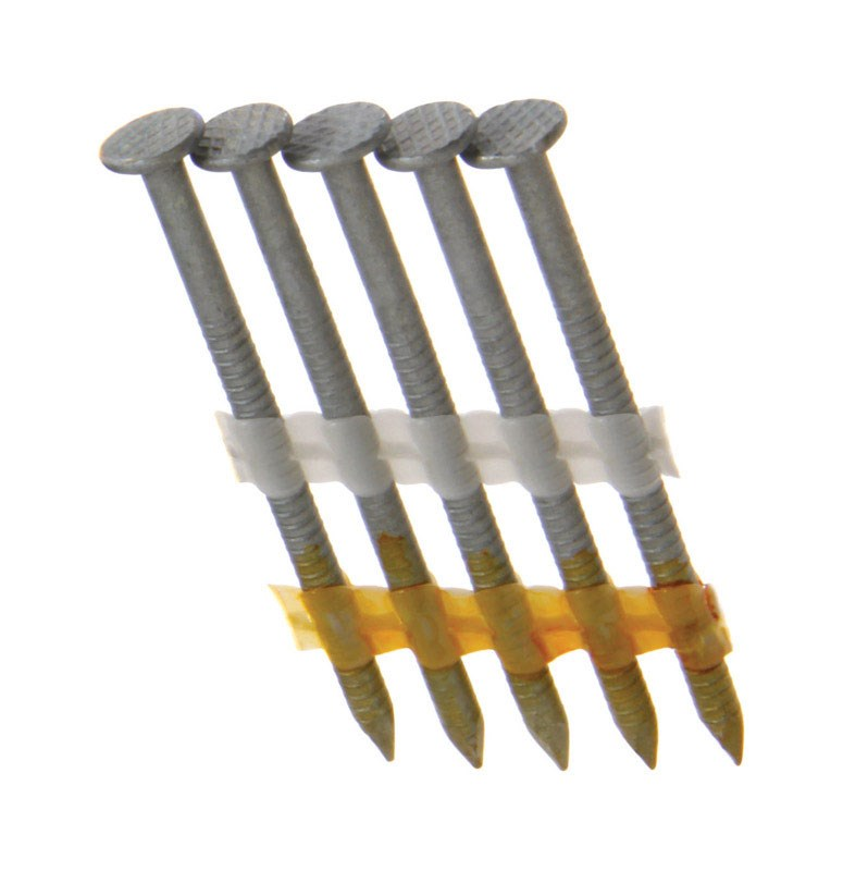 "Grip-Rite Framing Nail Full Round Head 2-3/8 "" X 0.113 1000 / Box"