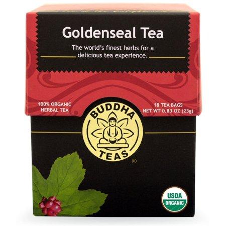 Goldenseal Tea - Goldenseal Tea Bags