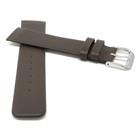 24mm Skagen Replacement Leather Watch Strap - image 2 of 7