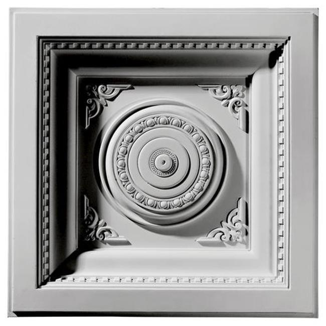 24 in. W x 24 in. H x 2.88 in. P Architectural Accents - Royal Ceiling Tile