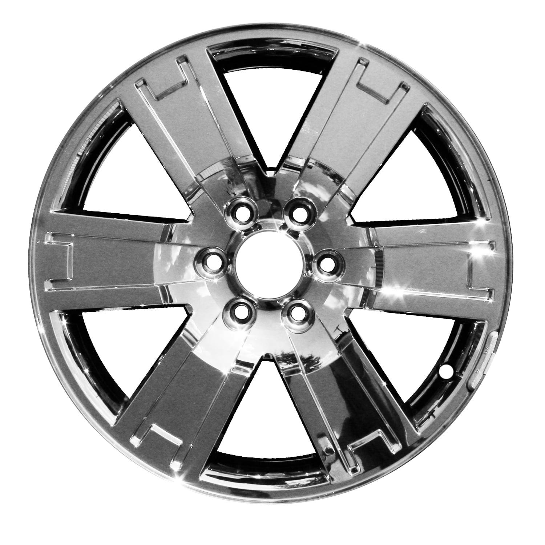 2007 2011 Ford Expedition 20x8 5 Aluminum Alloy Wheel Rim Chrome