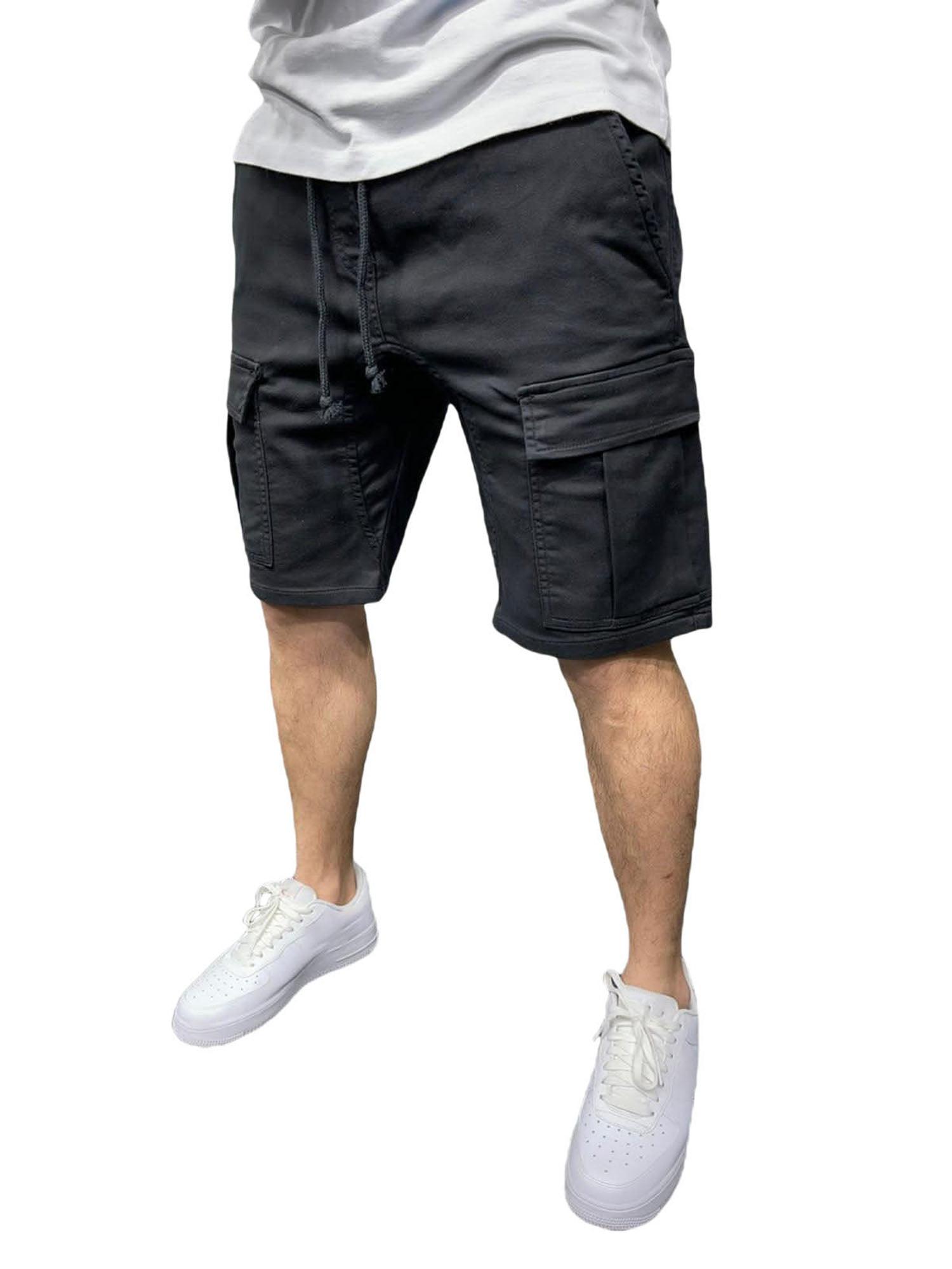 Mens Shorts Casual Combat Half Pant Winter Cotton Unterwäsche Laufshorts L-8XL