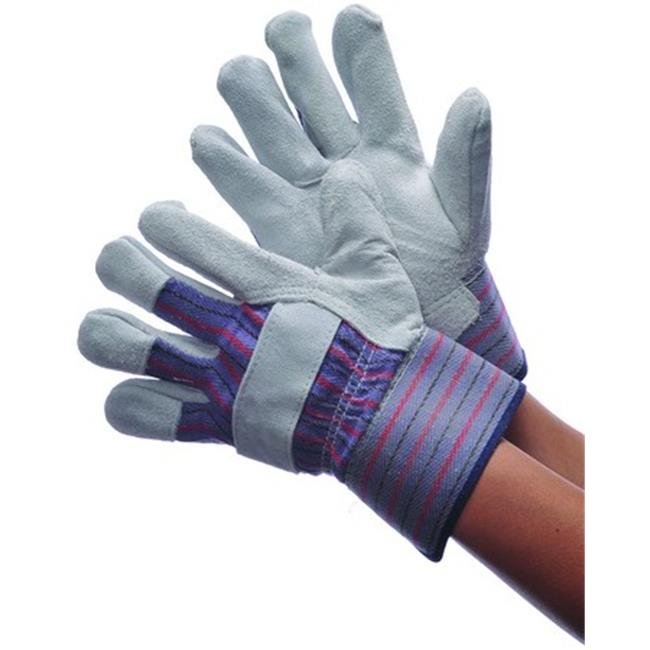 Shoulder Leather Palm Gloves Large Case Of 72