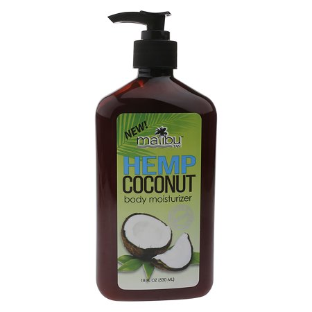 Malibu Tan Hemp Coconut Body Moisturizer