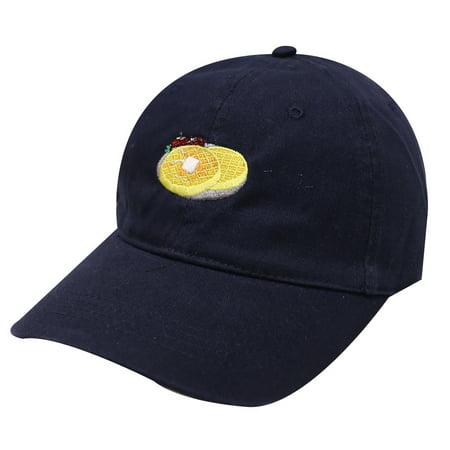City Hunter C104 Waffle Cotton Baseball Dad Caps 14 Colors