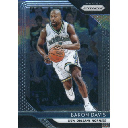 - 2018-19 Panini Prizm #215 Baron Davis New Orleans Hornets Basketball Card