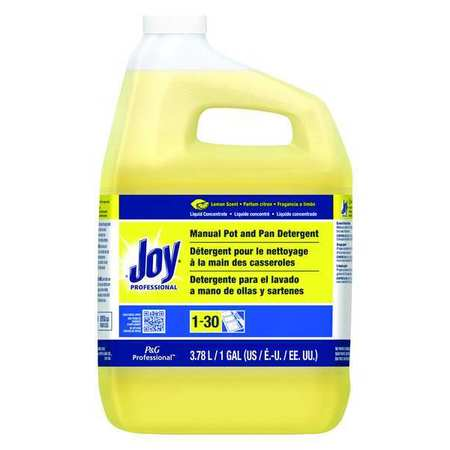 Joy Dishwashing Liquid, Lemon, One Gallon Bottle - 02302