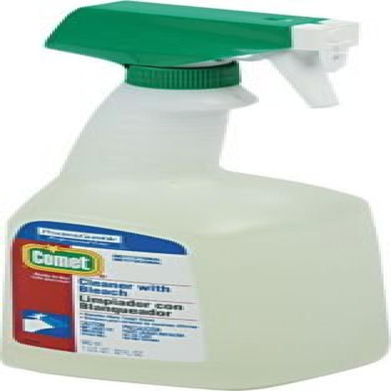Comet Cleaner With Bleach, Fragrance-Free, 32 oz., 8 Case by