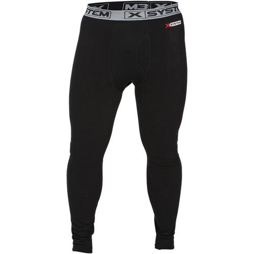 X-System Heavyweight Fleece Pant, Black