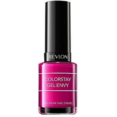 Revlon ColorStay Gel Envy Longwear Nail Enamel, Royal Flush 0.40 oz