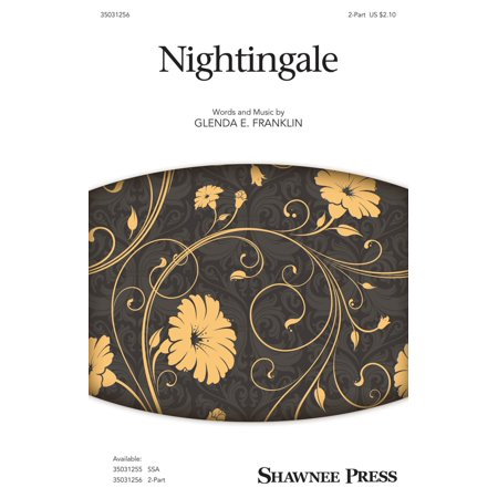 Franklin Replacement Parts (Shawnee Press Nightingale 2-Part composed by Glenda E. Franklin)