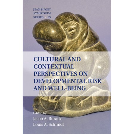 Cultural and Contextual Perspectives on Developmental Risk and Well-Being - (Contextual Approach To Development In Lifespan Psychology)