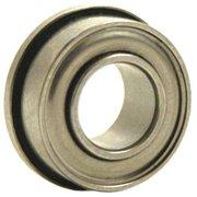 EZO SFR2-6ZZA3MC3SRL Ball Bearing,0.1250in Dia,51 lb,Flanged G2402709