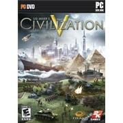 Sid Meier's Civilization V, 2K, PC, 710425318177