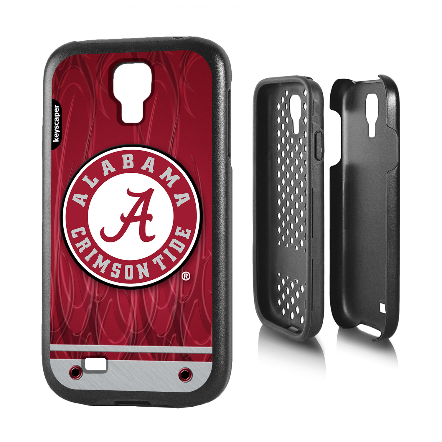 Alabama Crimson Tide Galaxy S4 Rugged Case NCAA