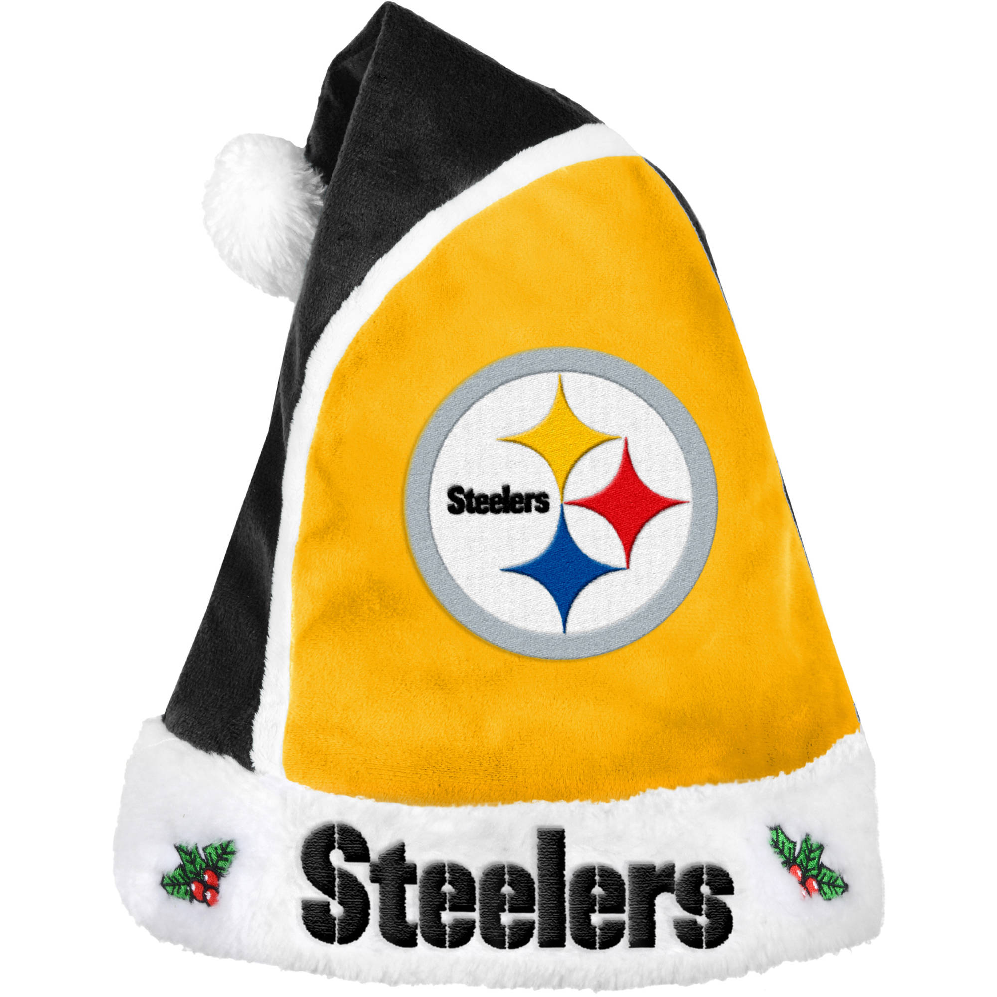 ... ireland forever collectibles nfl 2015 santa hat pittsburgh steelers  54f01 3911d 45416e3da