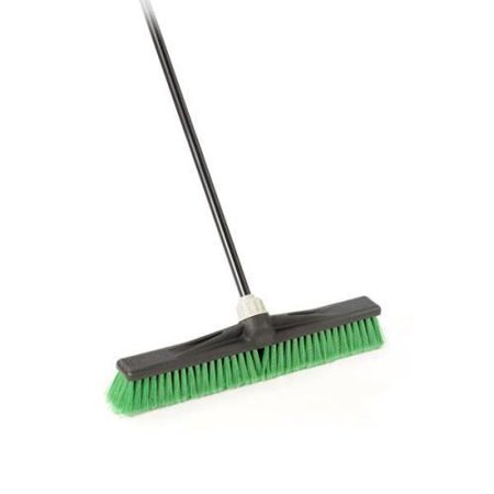 O-Cedar Professional Maxi-Lok Push Broom Multi-Surface (O Cedar Fast N Easy Angle Broom)