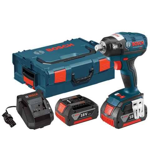 18-Volt EC Brushless 1/2 in. Square Drive Impact Wrench with Detent Pin