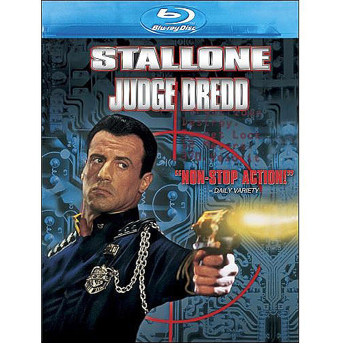Judge Dredd (Blu-ray) (Widescreen)