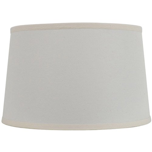 18 mod drum lamp shade off white walmart aloadofball Gallery
