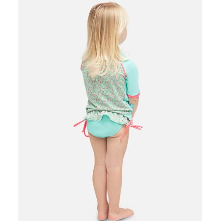 Girls Jardin Secret UV Ruffle Bikini Bottom (Uv Baby Swimwear)