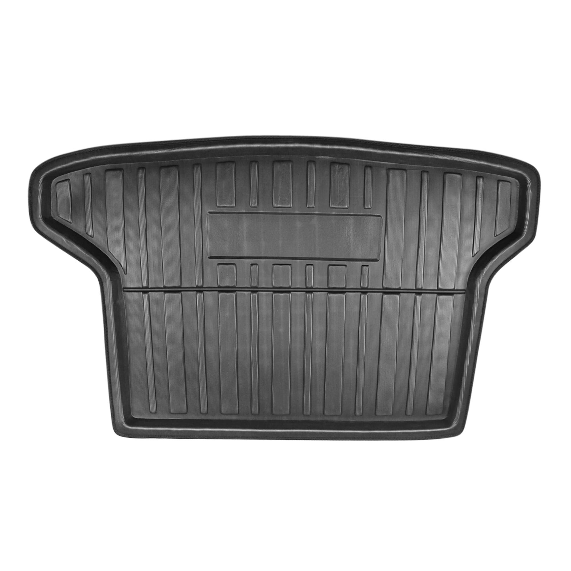 Rear Trunk Boot Liner Cargo Mat Floor Tray Cover for Honda HRV 2014-2018