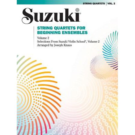 - String Quartets for Beginning Ensembles, Volume 2
