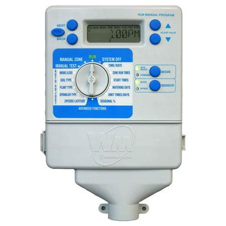 Weathermatic SL800 Indoor 4 Zone SmartLine Irrigation Controller